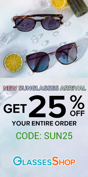 New Sunglasses Arrival at GlassesShop.com!