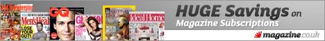 Magazine.co.uk - Magazine Subscription