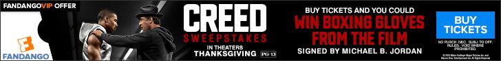Creed Sweepstakes