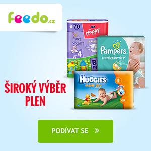 Feedo.cz: Široký výběr plen