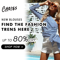 Latest BLOUSES Fashion Trends,Flat 80% Discount!