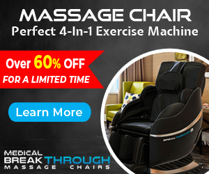 The Best Massage Chair On The Market