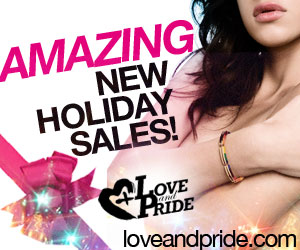 love and pride jewelry