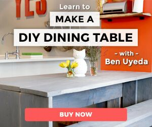How to make a dining room tabl...