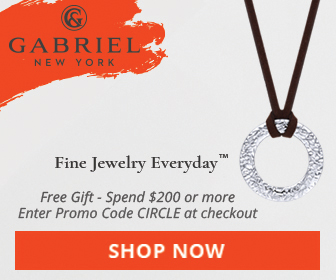 Promo Code Banner, $200 Orders Get Free Circle Of Life Pendant, 336 x 280