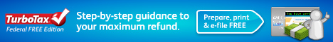 TurboTax is Easy, Free Edition, Fast Refund