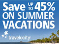 Save up to 45% on Summer Vacations. Ends 4/30
