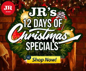 JR Cigar Promo Code - 12 Days of Christmas Specials + Free Shipping on Cigars