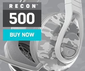 Recon 500 Arctic Camo