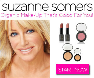 Suzanne Somers Organic Make-Up