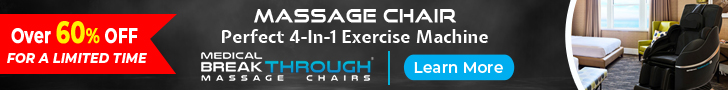 MB - Medical Breakthrough Massage Chair 728x90