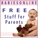 Free Stuff For Parents at Babies Online