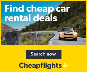 CheapFlights Car Rentals