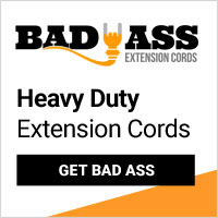 Heavy Duty Extension Cords