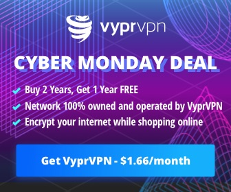 VyprVPN VPN Plans (36-Months)