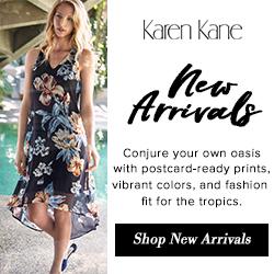 fashions, fashion,  Karen Kane,  clothing,  women's clothing,