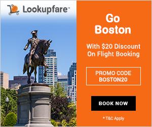 Boston Flight Deals