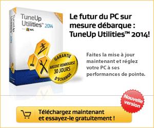 uneUp Utilities 2014 - Téléchargement gratuit!