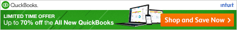 70% off Quickbooks Online - 2 Days Only