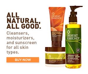 Desert Essence Skin Care