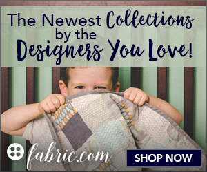Fabric.com promotion - new arrivals