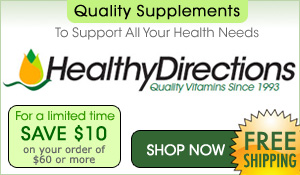 Healthy Directions - Quality Supplements