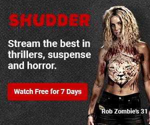 Shudder 2.0 Rob Zombie