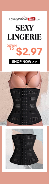 Don't miss trendy sexy lingerie pieces! Down to $2.97