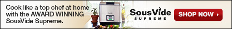 Special Offer: Easy Sous Vide Demi Promo Package. Shop Now!