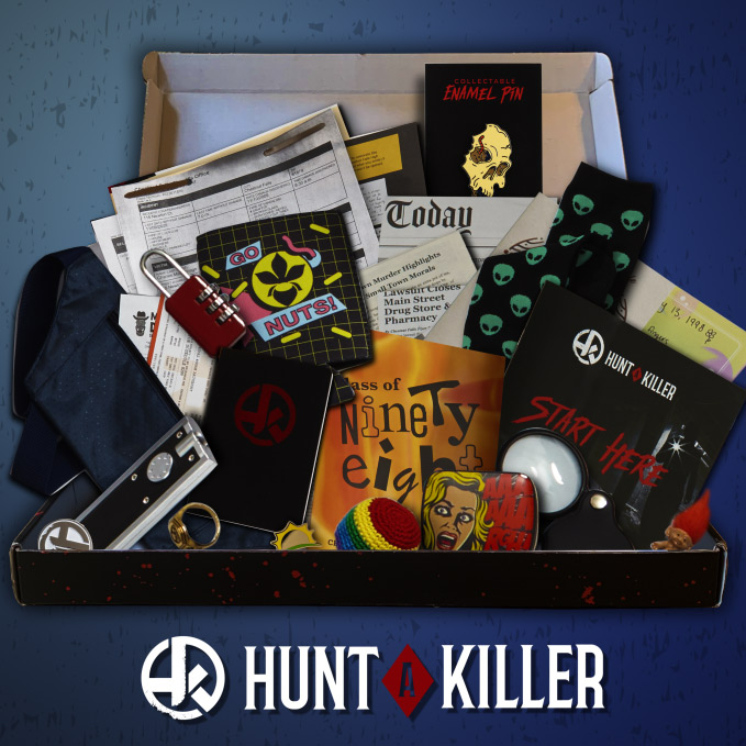 Murder Mystery Game from Hunt-A-Killer