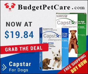 Novartis Capstar For Dogs Online at Cheapest Price