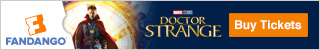 Dr. Strange Movie Tickets