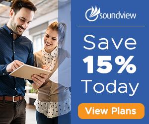 Soundview Executive Book Summaries_