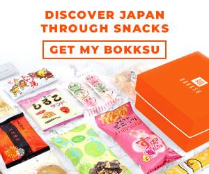 Boksu Japanese Snacks