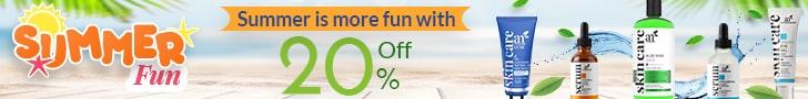 ArtNaturals Summer Fun 20% off Sale