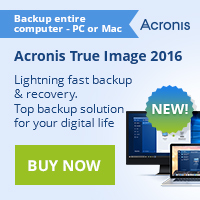 Acronis True Image 2016