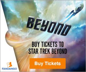 Fandango - Star Trek: Beyond Movie Tickets