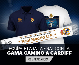 Real Madrid Promociones 300x250