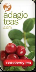 Cranberry Thanksgiving Tea