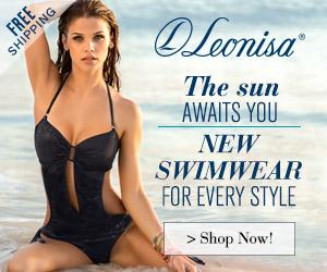 Leonisa swimwear deals