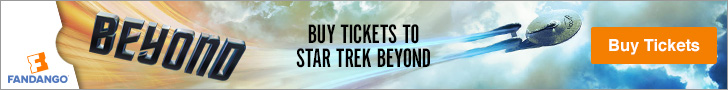 Fandango - Star Trek: Beyond Movie Tickets
