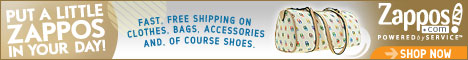 Zappos Shoes - Free Shipping!