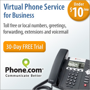 Get Virtual Phone for Your Small Business!