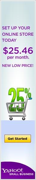 Yahoo! Merchant Solutions - 120x600