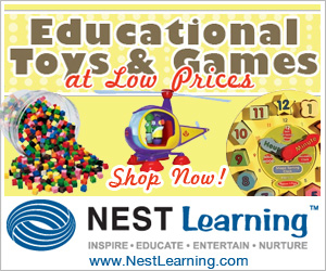 Toys & Educational Games for NestLearning.com