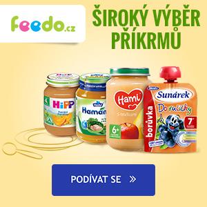 Feedo.cz: Široký výběr příkrmů