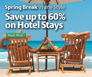 Spring Break Hotel Discounts
