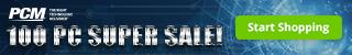 100 PC SUPER SALE! 320x50