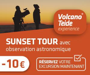 Discount Tickets de Téléphérique du Teide