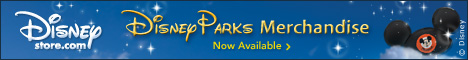 468x60 Disney Park Store